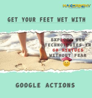 4 GOOGLE ACTIONS